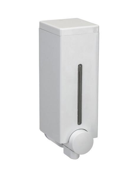 croydex-slim-line-wall-mounted-soap-dispenser