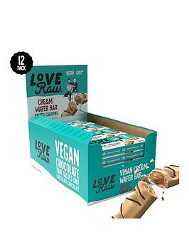 loveraw-loveraw-cream-vegan-crem-filled-wafer-bars-salted-caramel-12-x-45g