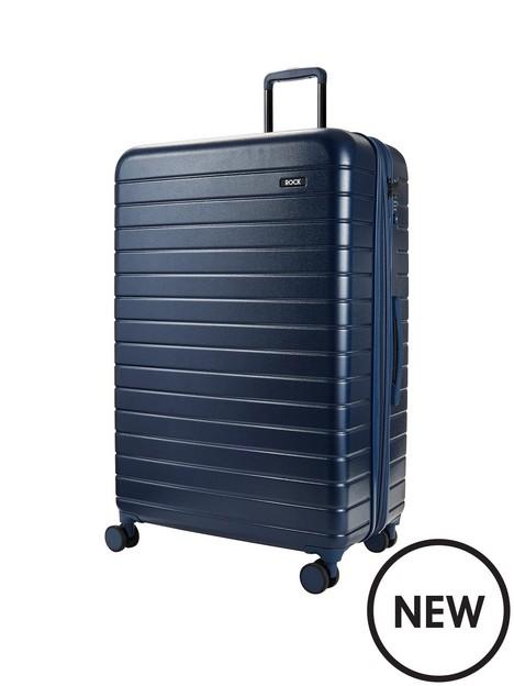 rock-luggage-novo-extra-large-8-wheel-suitcases-navy