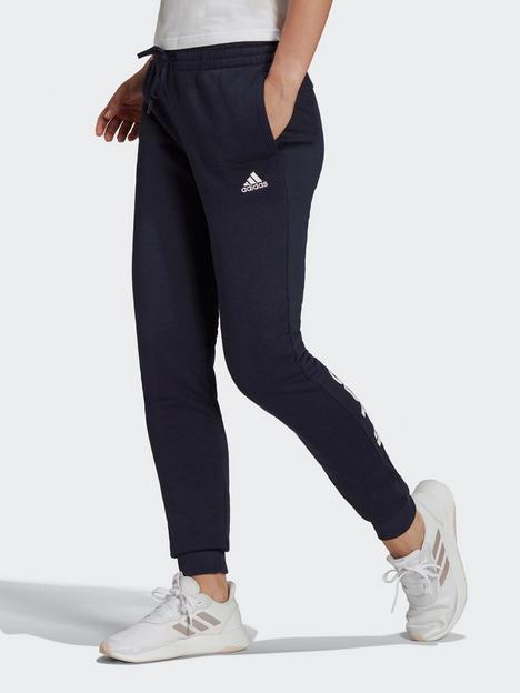 adidas-essentials-fleece-logo-joggers
