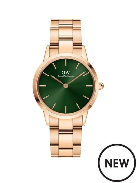 daniel-wellington-daniel-wellington-iconic-link-emeraldrose-gold-pvd-ladies-watch
