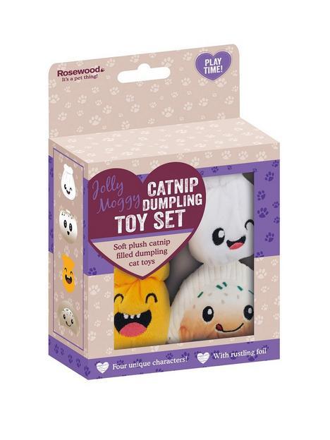 rosewood-catnip-toy-dumpling-set