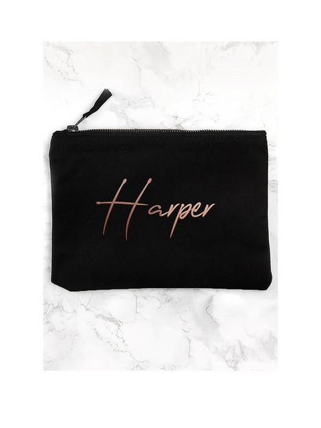 treat-republic-black-and-rose-gold-makeup-bag-in-canvas