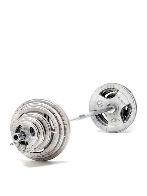 marcy-bs-140kg-olympic-weight-set