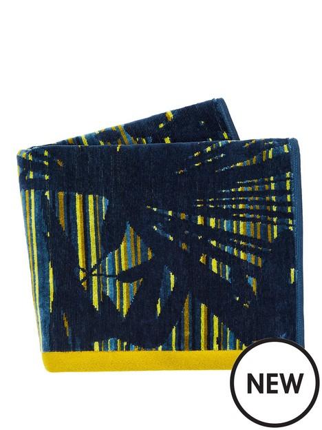 clarissa-hulse-rainforest-towel-range--nbspblue
