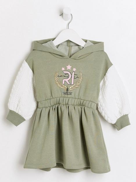 river-island-mini-mini-girls-hooded-sweatdress-khaki