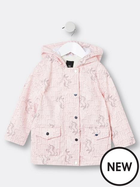 river-island-mini-mini-girls-unicorn-rainmac-pink