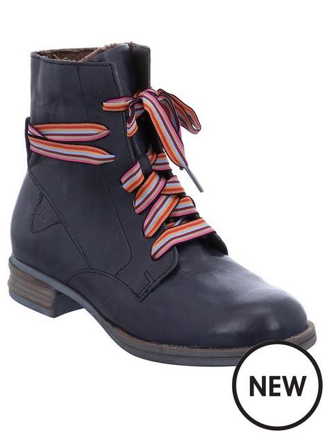 josef-seibel-sanja-ankle-boots-navy