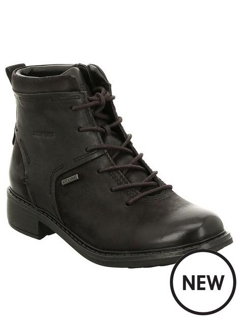 josef-seibel-selena-lace-up-ankle-boots-black