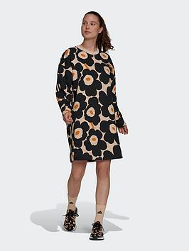 adidas-sportswear-marimekko-fleece-dress