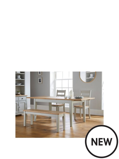 lloyd-pascal-adrienne-dining-table-nbsp2-chairs-and-1nbspbench