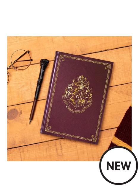harry-potter-notebook-wand-pen-set