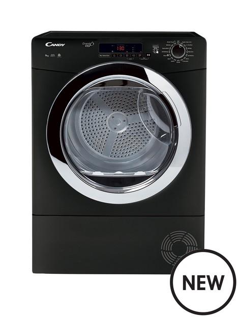 candy-gvsc9dcgb-grand-ovita-9kg-loadnbspcondenser-tumble-dryer-black