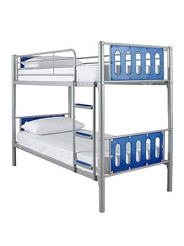Kidspace Cyber Bunk Bed Frame  Bunk Bed Frame Only