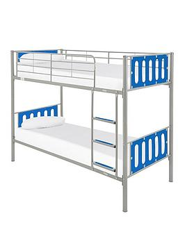 Kidspace Cyber Bunk Bed Frame  Bunk Bed Frame With 2 Standard Mattresses