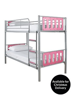 kidspace-cyber-bunk-bed-with-standard-mattress