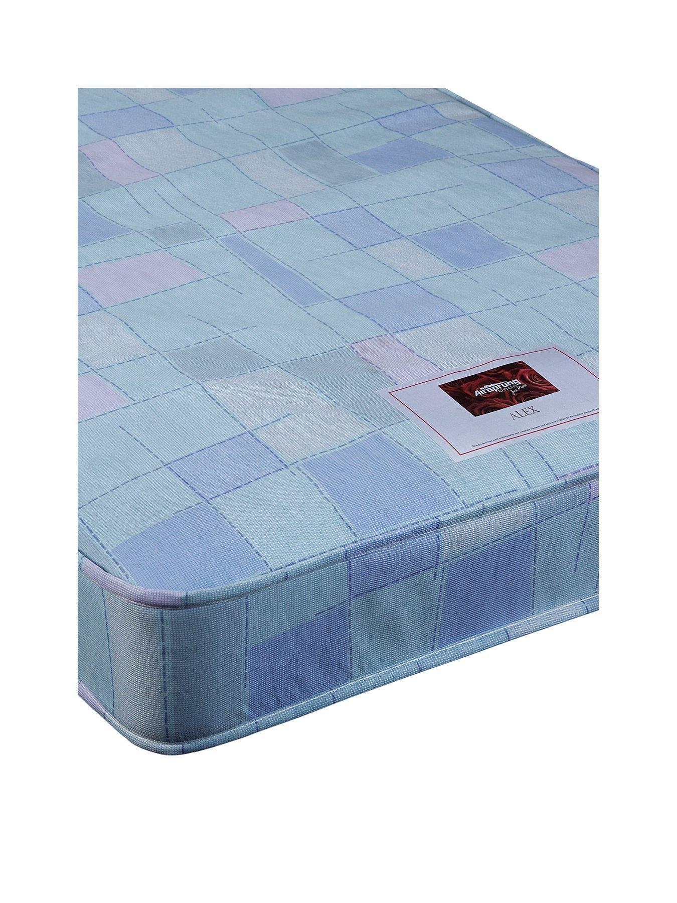 mattress kids. airsprung kids standard mattress (small double, single and waterproof) | littlewoods.com