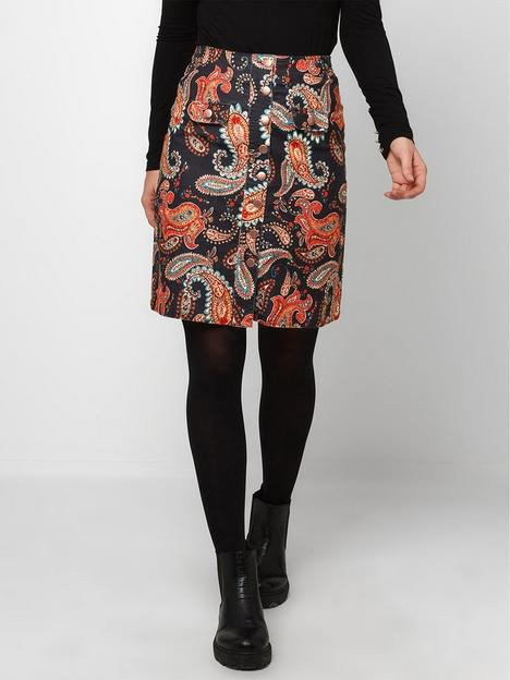 joe-browns-perfect-paisley-skirt--black