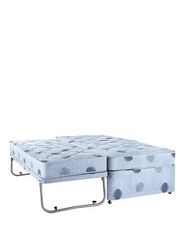 Airsprung Airsprung Single Divan Bed With High Level Guest Bed Picture
