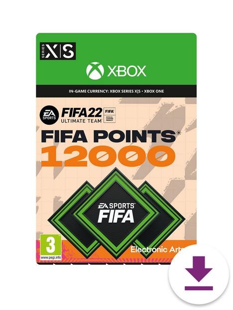 xbox-fifa-22-12000-fifa-points