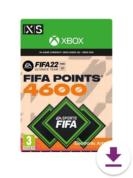 xbox-fifa-22-4600-fifa-points