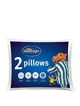 Silentnight Silentnight Hippo &Amp; Duck Range Pillow Pair Picture