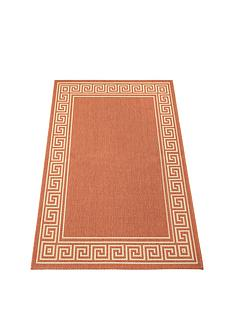 greek-key-flatweave-rug