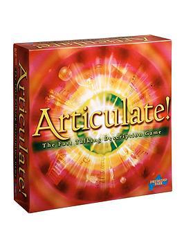 Drumond Park Articulate Board Game