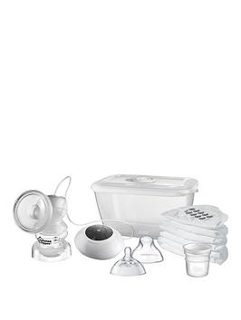 Tommee Tippee Tommee Tippee Closer To Nature Single Electric Breast Pump