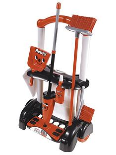 casdon-cleaning-trolley-with-accessories