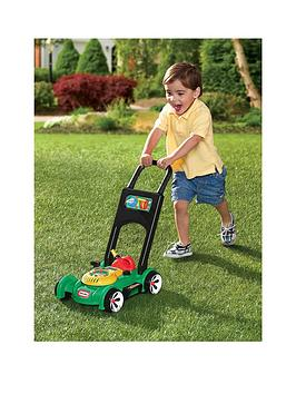 Little Tikes Little Tikes Gas N Go Mower Picture