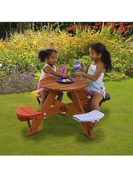 plum-childrens-round-picnic-table