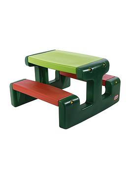 little-tikes-picnic-table