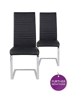 pair-of-jet-faux-leather-chairs