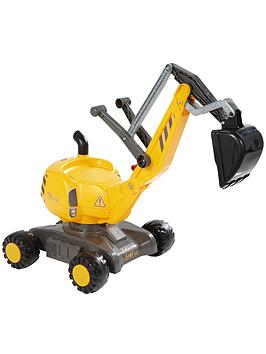 rolly toys Rolly Toys Ride-On Digger Picture
