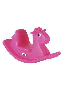 Little Tikes Rocking Horse  Pink