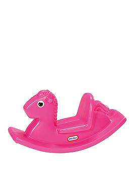 Little Tikes Little Tikes Rocking Horse - Pink Picture
