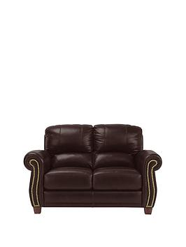 Clayton 2Seater Leather Sofa