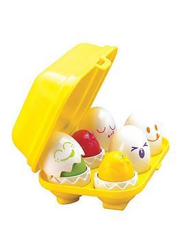 Tomy Tomy Hide 'N' Squeak Eggs Picture