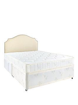 Airsprung Paris Divan Bed  Medium Mattress
