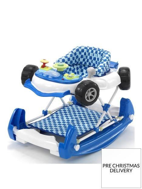 my-child-car-baby-walker-rocker-blue