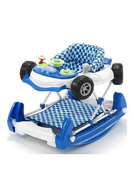 My Child My Child Car Baby Walker Rocker - Blue Picture