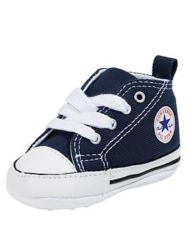 converse-first-star-crib-baby-trainers-navy
