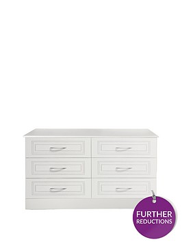 consort-dorchester-ready-assembled-3-3-chest-of-drawers