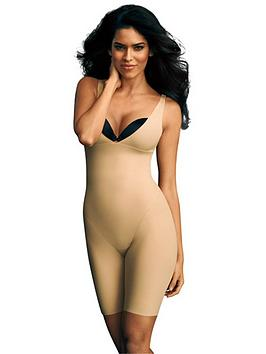 Maidenform   firm Control Long Leg Body