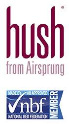 Hush from Airsprung