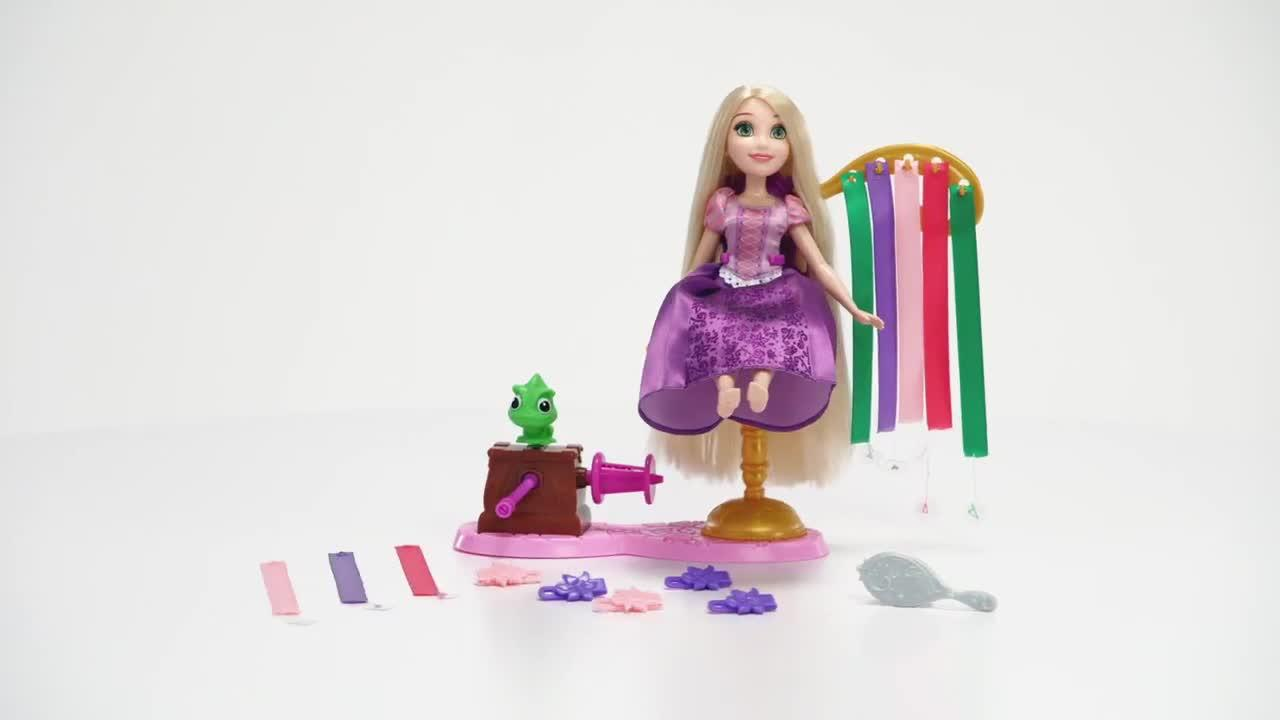 Disney Princess Rapunzels Royal Ribbon Salon Littlewoods